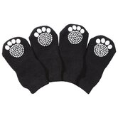 Dog Socks with Grips (Set of 4)