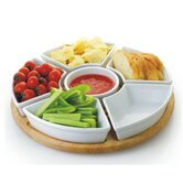 Lazy Susan Chip and Dip (Set of 6)