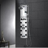 Aluminum Alloy Volume Control Shower Panel