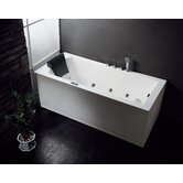 "59"" x 30"" x 25"" Whirlpool Bath Tub"