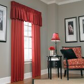 Cameron Drapes and Valance Set in Red