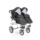 Beep Beep Twin Travel System