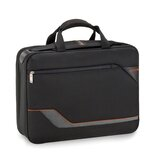 "Vector Smart Strap 16"" Laptop Portfolio in Black"