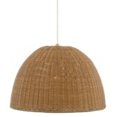 Rattan Outdoor Wicker Pendant