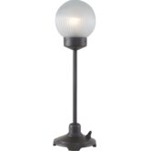 Outdoor  Table Lamp in Oil Rubbed Bronze