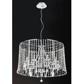 Nayna 8 Light Foyer Pendant