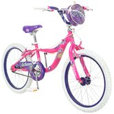 "Girl's 20"" Mist Sidewalk Bike"