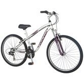 Women's High Timber Front Suspension Mountain Bike