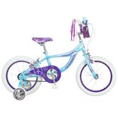 Girls 16&quot; Jasmine Bike with Training Wheels