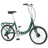 Loop 7 Speed Folding Bike