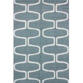 Trellis Light Blue Rug