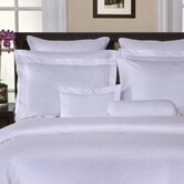 650 Thread Count Jacquard Duvet Set in Mother of Pearl