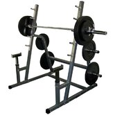 BD-6 Safety Squat / Bench Combo Rack