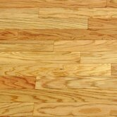 "Dakota II 5-1/2"" Smooth Engineered Red Oak Flooring in Natural"