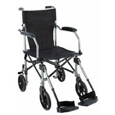 SkyMed Easy Go Chair with Luggage in Black