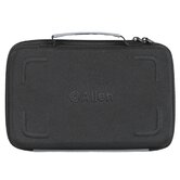 Molded Attache Handgun Case in Black / Grey