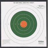 Remington Bullseye Shooting Target (Set of 12)