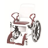 Munchen Designer Commode Wheelchair