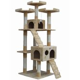 "72"" Cat Tree Condo House"