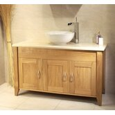 Aquarius Three Doors Triple Wash Stand