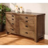 Brooklyn Long 8 Drawer Chest