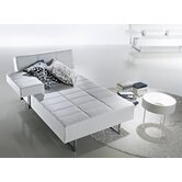 Clark Chaise Longue in Bright Chrome