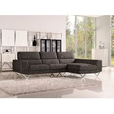 Morgan Right Cotton Sectional