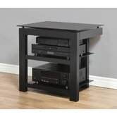SL Series 3-Shelf Audio / Video Rack