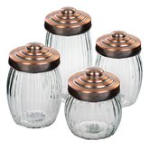 Panthenon Jar (Set of 4)