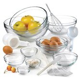 11.25&quot; 3 Piece Serving Bowl Set