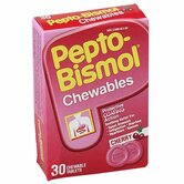 Pepto-Bismol Tablets (30 Packs per Box)
