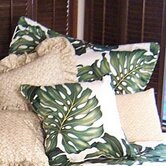 Ohana Cream Tailored Sham