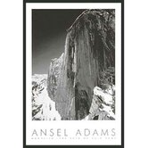 Monolith Framed Print by Ansel Adams - 36&quot; x 24&quot;