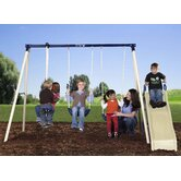 Swing N Glide III Gym Set