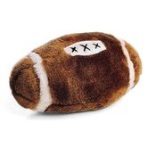 Plush Football Dog Toy