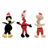 Holiday Babblers Dog Toy