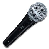 Handheld Mic with XLR Connector