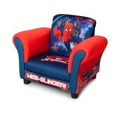 Marvel Spiderman Kids Club Chair