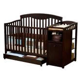 Cambridge 4-in-1 Convertible Crib and Changer