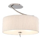 Sloan 1 Light Semi Flush Mount