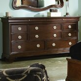 Urban Heights 9 Drawer Dresser