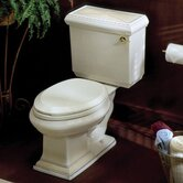 Close Reach Design on Memoirs Two-Piece Elongated Toilet