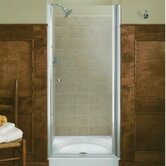 Fluence Pivot Shower Door