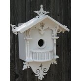 Signature Series 'Cuckoo Cottage' Bird House for Bluebirds