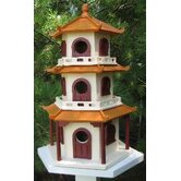 Signature Pagoda House Bird House