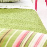 Scramble Key Lime Coverlet Collection