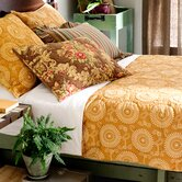 Uma Gold Bedding Collection