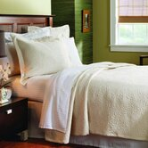 Matelass&eacute; Coverlet Collection in Bradbury