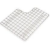 Right Bowl Bottom Grid for MHK720-35 in Stainless Steel