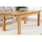Rustique Classical Solid Oak Dining Table